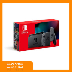 Nintendo Switch Console Gray Grey HAC-001