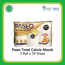 Tissue Minyak Paseo Kitchen Towel 3 in 1 / Tissue Dapur Tissue Towel