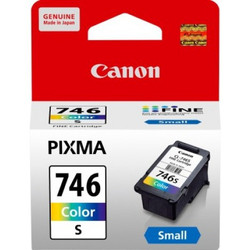 CANON Color Ink Catridge CL-746s CL 746s CL-746S CL 746S Small