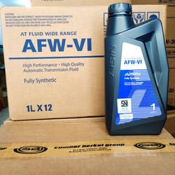Oli Aisin AFW VI Dextron 6 Auto Matic Transmisi FULLY SYNTHETIC 1 ltr