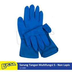 Lucsa Sarung Tangan Multifungsi S - Non Lapis Rubber Gloves Small