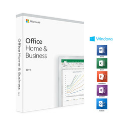 Microsoft Office 2019 Home Business for Windows