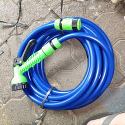 semprotan air 8 posisi + selang air dop tebel 2mm uk1/2x 10 m