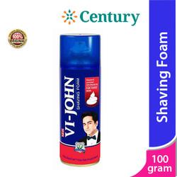 Vi-John Shaving Foam for Hard Skin 100 Gr / Krim Cukur