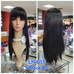 wig wanita murah rambut palsu model smoothing SALE LH 015