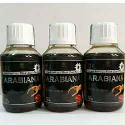 minyak habbatussauda ARABIANA 100ml black seed oil
