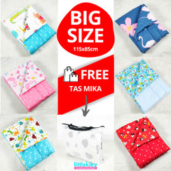 Bedcover Bayi / Selimut Bayi / Baby Bedsheet / Bantal Bayi / Bed Cover