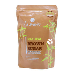 Aromanis - Brown Sugar 250gr - Gula Alami - Pemanis Alami