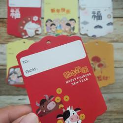 "Tag untuk imlek "" chinese lantern "" ada 6 varian - Prosperity Ox"