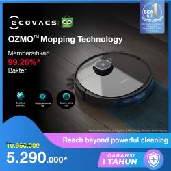Ecovacs DEEBOT OZMO 920 Robot Vacuum Cleaner Vacum