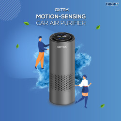 Trapo Oxtra Motion-Sensing Car Air Purifier