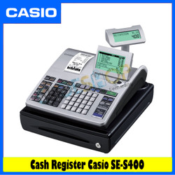 NEW Mesin Kasir Casio Se-s400 | Ses400 | Cash Register