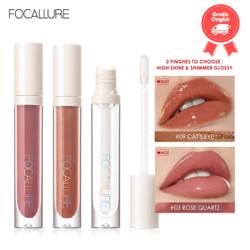 FOCALLURE Plumpmax lipstick glossy waterproof long lasting FA153 - FA153-04