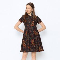 ELINA DRESS BATIK