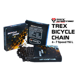 Trex Bicycle Chain 116 L