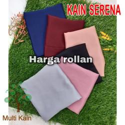 multi kain serena premium full polyester roll 50 yard