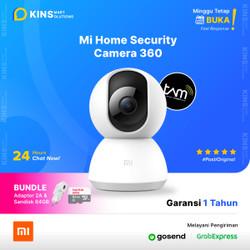 Xiaomi Mi Home smart Security Camera 360° 1080P IP Cam CCTV INTER VER - TOKO Adptr 64GB