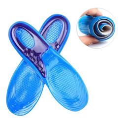 Insole Silicone Full / Sol Silikon / Alas Tambahan Sepatu Olahraga - M