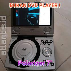 Polarizer LCD DVD portable 7 inch polarize polaris