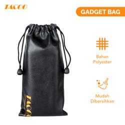 TACOO Earphone Kabel Storage Bag Multifungsi Tas Penyimpanan Serbaguna