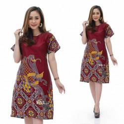 Promo Dress Motif Pandawa