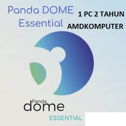 Panda Dome Essential 1 Device 2 Tahun Antivirus Pro original