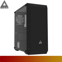 Montech - AIR 900 MESH Black