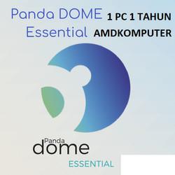Panda Dome Essential 1 Device 1 Tahun Antivirus Pro original