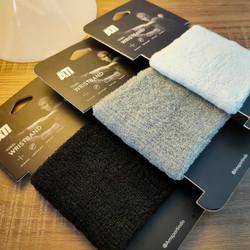Wristband Towel Sport 100% Original - White