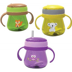 Baby Safe Training cup With Straw 250ml