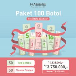 Habbie Paket Bundling Reseller Habbie 100 Botol
