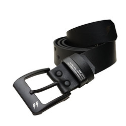 Bloods Ikat Pinggang Belt Purveyor 01 Black