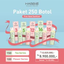 Habbie Paket Bundling Reseller Habbie 250 Botol
