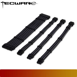 TECWARE FLEX SLEEVED EXTENSION CABLES