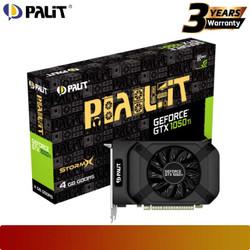 PALIT GeForce GTX 1050 Ti STORMX | VGA GeForce GTX 1050 Ti 4GB GDDR5