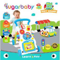 Sugar baby mini car baby walker