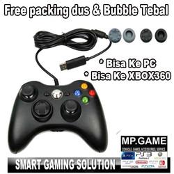 Stik Stick Xbox 360 Wired kabel + Thumbgrip (2 pc)