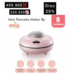 Emily Electric Mini Pancake Maker (EWM-10201)