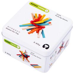 TweedyToys - Games For Trip Puzzle Kayu Montessori Balok Susun