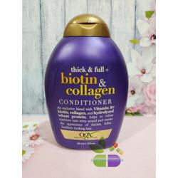 OGX biotin & collagen condtioner 385 ML