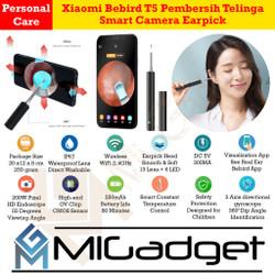 Xiaomi Bebird T5 Pembersih Telinga Smart Camera Earpick Korek Kuping