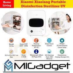 Xiaomi Xiaolang Portable UV Light Sterilization Ozone Disinfection
