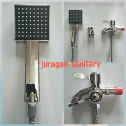 Paket Shower / Shower Mandi / Kran Cabang
