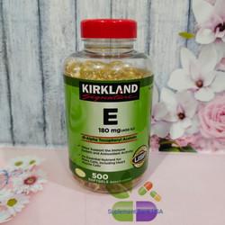 KIRKLAND - VITAMIN E 400 I.U