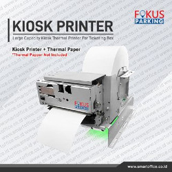 KIOSK PRINTER TICKETING 80mm Thermal for Parking System