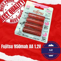 Baterai Fujitsu AA 950Mah Batre Cas AA Fujitsu 950mAh Battery Fujitsu