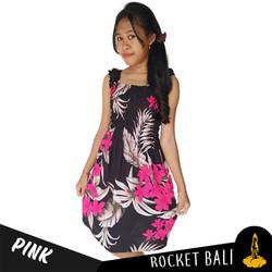 Dress Motif Bunga Terbaru - Dress Pendek Cantik Untuk Remaja Floral
