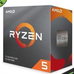 AMD Ryzen 5 3500G 3.6Ghz Up To 4.1Ghz Cache 32Mb 65W AM4 Box