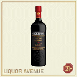 Cockburns Special Reserve Port Sweet Wine 700 ML