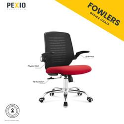 Fowlers | Kursi Kantor Jaring Manager | Kursi Jaring |